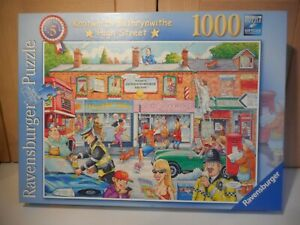 RAVENSBURGER BEST OF BRITISH KNOTWORTH BOTHRYNWITHE 1000 PIECE JIGSAW PUZZLE