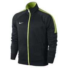 New Men's Nike Tracksuit Track Jacket Coat - Black, Navy & Blue
