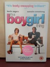 It's A Boy Girl Thing (DVD, 2007)