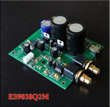 HiFi ES9038Q2M The ES9038 I2S Input Decoder DAC supports DSD
