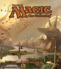 MTG: The Art of Magic the Gathering - Amonkhet Book  (SEALED)