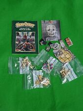 MB HEROQUEST  EXPANSION BOX SET, RETURN OF THE WITCH LORD, NO BOX, #1
