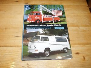 VW Bus & Pick-Up - Special Models. Was £19.95 when pub. in 2011.