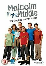 Malcolm in The Middle The Complete Series 7 - DVD Region 2 Shipp