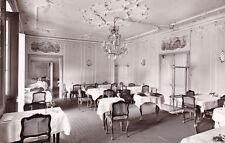AK Bad Neustadt an der Saale gel. 1964 Kurhotel Schloßhotel Speisesaal