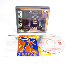 System Shock for PC CD-ROM by ORIGIN Systems, 1994, VGC