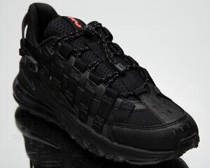 Nike Air Max Vistascape Men's Black Dark Smoke Grey Lifestyle Sneakers Shoes