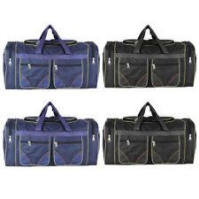 28' Waterproof Duffle Bag Shoulder Travel Mens Womens Overnight Gym Weekend 80L