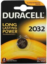 Duracell CR2032 3V Lithium Coin Cell Battery 2032, DL2032, BR2032, SB-T15