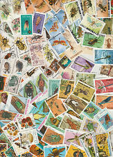 Collection 100 diff. stamps - Insecten / Insects  (Y1006)