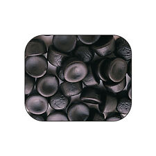 Soft Black Licorice Drops  - Dutch Candy by Gustaf - 2.2 lbs