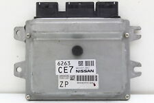 14-16 Nissan Versa BEM336-300 A1 Computer Brain Engine Control ECU ECM Module