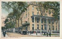 SARATOGA SPRINGS NY – Worden Hotel