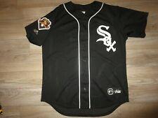 Chicago White Sox 2001 MLB Majestic Sewn Jersey M Medium