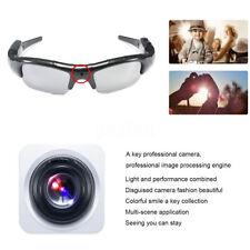 Sunglasses Digital Eyewear Glasses DVR Video Recorder Hidden Camera HD 1080P