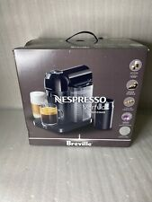 Nespresso Breville Vertuo Coffee and Espresso Make Aeroccino3 Bnv250Cro1Buc1