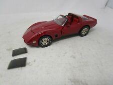 New ListingThe Franklin Mint *1982 Corvette* 1:24 (Red)