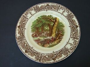 """Clarice Cliff Wall Plate """"RURAL SCENES"""" Royal Staffordshire England Vintage VGC"""