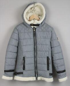 GEOGRAPICAL NORWAY ANASTACIA LADY Womens MEDIUM Eskimo Insulated Jacket 20980-JL