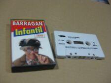 BARRAGAN SPANISH CASSETTE INFANTIL  CHISTES