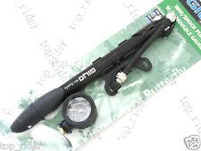 GIYO Shock Pump Rear Shock/Suspension Fork/Tyre Pump W/Removable Gauge