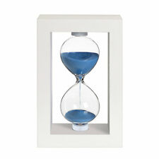 Wooden Frame Hourglass Sanglass Sand Timer Clock Gift - 10 15 20 30 60 Minutes