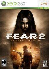 Fear 2: Project Origin (Microsoft Xbox 360, 2009)