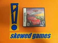 Cars Race O Rama - Brand NEW Factory SEALED - Disney PIXAR - Nintendo DS NEW