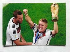 FC Bayern München BVB Echtfoto Weltmeister Podolski Schweinsteiger 1.FC Köln 14