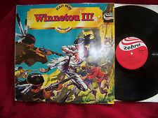 Winnetou  III       prima Zebra LP