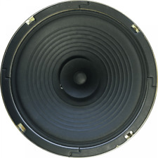 More details for soundlab 8 inch chassis speaker 8w rms 8 ohm twin paper cone 203.2 mm