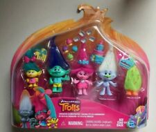 Trolls Mini Figurines Coronation Celebration Pack