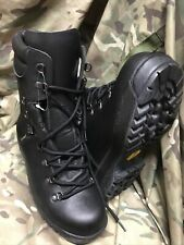 More details for black ecw extreme cold weather goretex boots!army/fishing/hiking!size 8 l! new!