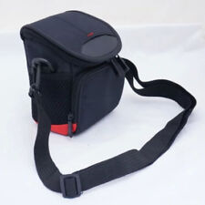 Black Camera Case Bag Pouch for Canon EOS M100 M10 M6 M5 with 15-45mm Lens Stock