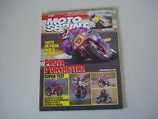 MOTOSPRINT 10/1990 HONDA NX DOMINATOR 650/YAMAHA XT 600 E/LAVERDA 125 TOLEDO