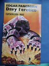 FANTASCIENZA-EDGAR PANGBORN-DAVY L'ERETICO-EDITRICE NORD-FANTACOLLANA-1977