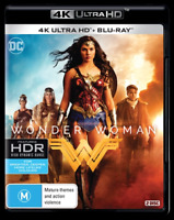Wonder Woman (2017) : NEW (4K Ultra HD - UHD) Blu-Ray
