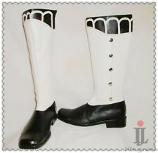 Pandora Hearts Jack·Vessalius New Boot Party Shoes Cosplay Boots Custom-made