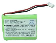 700mAh New Battery for Motorola Mbp33 Mbp36 Mbp36Pu Wireless Video Baby Monitor