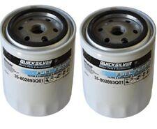 Quicksilver 35 802893 Q 01 Water Separating Fuel Filter Mercruiser Mercury