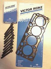 Para Astra MK5 H 1.7 CDTI Victor Reinz Pernos Junta De Culata Set Kit Z17DTH
