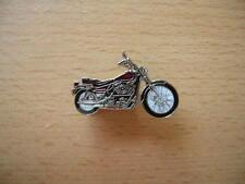 Pin Harley Davidson Low Rider FXLR rot red Chopper Art. 0282 Motorbike Moto Töff