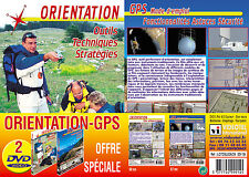 Lot 2 DVD Orientation : Cartographie boussole et GPS