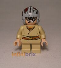 Lego Young Anakin Skywalker from Set 7962 Anakin & Sebulba's Podracers NEW sw327