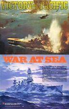Avalon Hill Victoria En La Guerra Del Pacífico En El Mar Colección PDF de referencia de disco