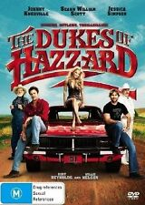 Dukes Of Hazzard (DVD, 2006) Johnny Knoxville, Jessica Simpson