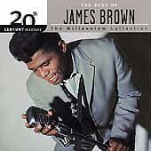 The Best Of James Brown The Millennium Collection CD Free Shipping In Canada