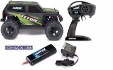 Modellini di auto e moto radiocomandati fuori strada, scala 1:18