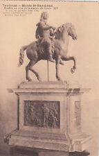 TOULOUSE musée saint-raymond modèle en cire de la statue de Louis XIV