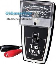Schließwinkeltester mit Drehzahlmesser analog Schlieswinkel Drehzahl messen